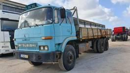 tipper truck > 7.5 t Mitsubishi Fuso 1984
