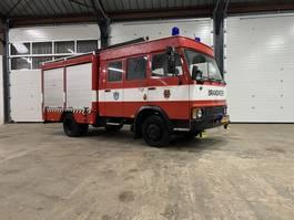 fire truck Magirus Deutz MAGIRUS 90 M 5,3 F 1980