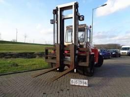 mast container handler Svetruck 1260-30 1990