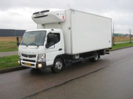 refrigerated truck Mitsubishi Fuso Canter 7 C 15 Duonic Euro 6 FRC 10-2020 2014