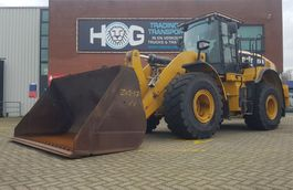 wheel dozer Caterpillar 950K 2012