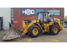 Raddozer Caterpillar 950K 2012
