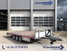remorque voiture à plateforme Kuiper 3-Assige Plateau AHW // Oprijplaten // 500 x 245 cm Platte bak 2015