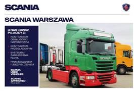 cab over engine Scania R 410 LA4x2MNA 2015