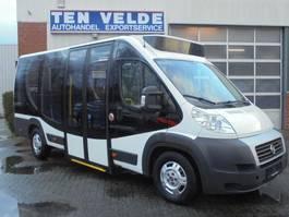 city bus Fiat Ducato Rollstuhl Citybus 2013
