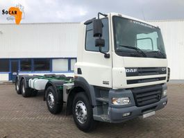 chassis cab truck DAF CF 85.380 8X4 2004