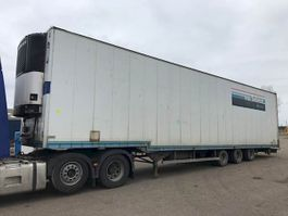 refrigerated semi trailer Talson D.1024 1999