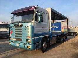 other trucks Scania 143 450 Full Pneumatic