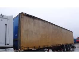 tilt semi trailer Trailor syy3cx  (SMB AXLES / DRUM BRAKES/ FREINS TAMBOUR) 1997