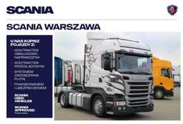 cab over engine Scania R 450 LA4x2MEB 2017