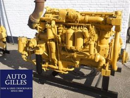 Engine truck part Caterpillar D 343 / D343 Motor