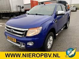 van terenowy Ford RANGER 4x4 airco navi 2014