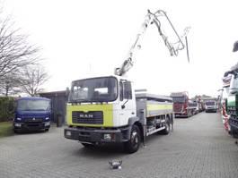 concrete pump truck MAN 18.280 PUTZMEISTER M16 2002