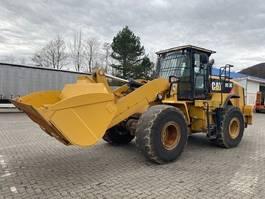 wheel loader Caterpillar CAT 950K 2012