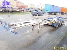 container chassis semi trailer Renders Container Transport 2005