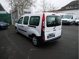 Mehrzweckauto Renault Kangoo Grand 7 Sitzer Maxi Navi 2016