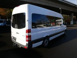 Taxibus Mercedes Benz Sprinter 316 Maxi 9 Sitzer Bus AHK 2017