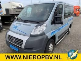 минивэн — пассажирский легковой фургон Fiat FIAT DUCATO 9 persoons 105000km 2012