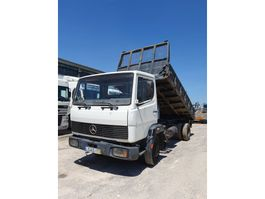 tipper truck > 7.5 t Mercedes Benz 809 Perfect Conditions