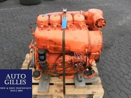 Engine truck part Deutz F4L912 / F 4 L 912 Motor 1988