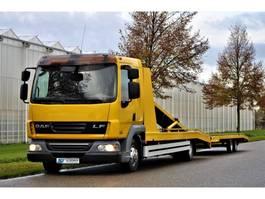 car transporter truck DAF FA LF45G08 - Takelwagen - Depannage - Towtruck - Abschleppfahrzeug - Aut... 2010