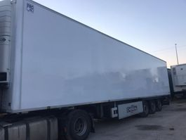 reefer-refrigerated shipping container Chereau FRIGORIFICO 2018
