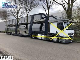 car transporter trailer Lohr Middenas Lohr , Eurolohr, Car transporter, Combi 2008