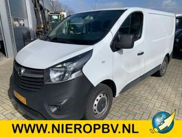 closed lcv Opel VIVARO - B 2017