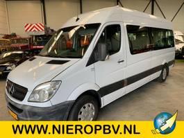 minivan - passenger coach car Mercedes-Benz sprinter 311cdi 9 persoons met invalide lift 2007