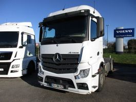 cab over engine Mercedes Benz Actros 18.. 4x2 2016