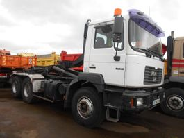 drop side truck MAN F2000 2000