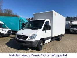 closed box truck > 7.5 t Mercedes Benz 516 CDI Sprinter,erst 230TKM,LBW,1.Hand,DFzg.