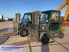forklift Jungheinrich SH 40 2 UNITS EX ARMY 1997