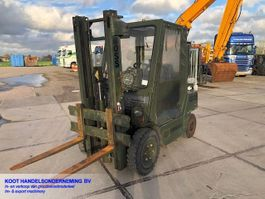 forklift Steinbock QX 25d 740 HOURS EX ARMY 1992