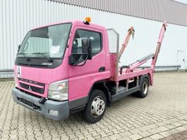 swap body truck Mitsubishi Canter Fuso 7C15 4x2 Canter Fuso 7C15 4x2 Klima 2009