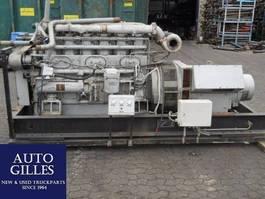 Generator Henschel 6R1516AA / 6 R 1516 AA / Dynaf 1973