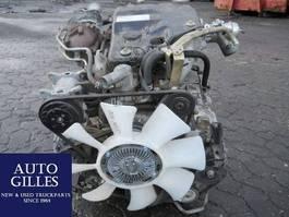 Engine truck part Isuzu 4KH1 TC / 4 KH 1 TC LKW Motor 2011