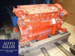 Engine truck part Iveco Motor Deutz BF 6 M 1012 / BF6M1012 Motor 2000