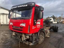 Axle truck part Iveco REARAXEL EUROCARGO 42559300 + DIFF 3.73 7188905 2008