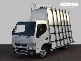 chassis cab truck Fuso Canter 3S13 3.0 DI 280 Glasrasteel Trekhaak | Airco | Bijrijdersairbag |... 2020