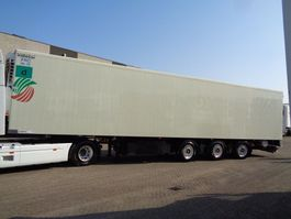 refrigerated semi trailer Renders VEDECAR MET THERMO KING SL400E, 2 ASSEN GESTUURD (1 EN 3) 2006
