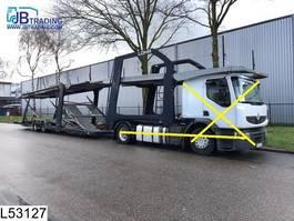 car transporter trailer Lohr Middenas  Eurolohr, Car transporter, Combi 2009