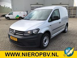 closed lcv Volkswagen CADDY tdi airco automaat 2018