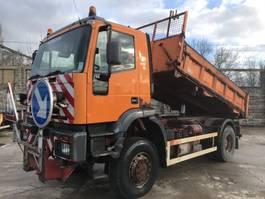 tipper truck > 7.5 t Iveco EUROTRAKKER 310 **4x4-TIPPER-FULL STEEL** 2000