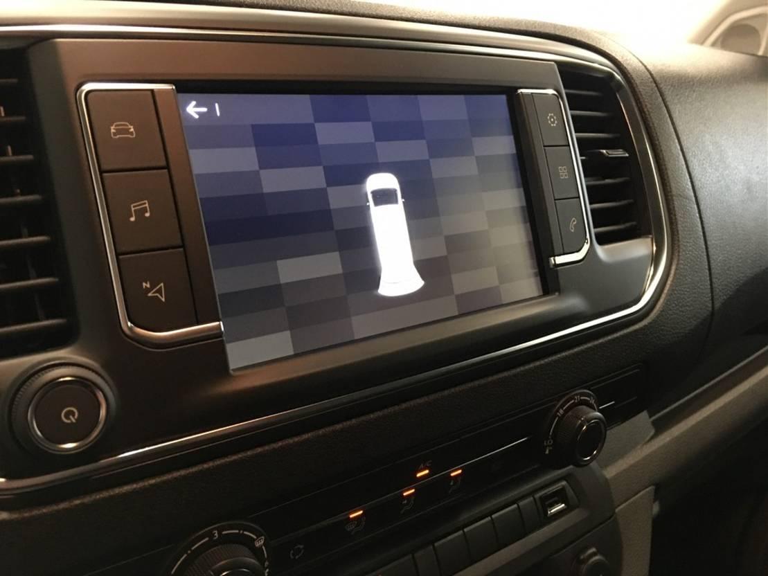 Kastenwagen Nutzfahrzeug Citroen Jumpy XS 1.5 BlueHDI 100 pk Club handgeschakeld 2020
