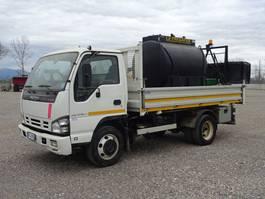 bitumen sprayer truck Isuzu NQR7