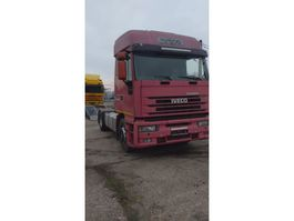 cab over engine Iveco 440e43 manual gearbox, 861604 km !!!! 2001