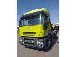cab over engine Iveco stralis 430 manual 2003