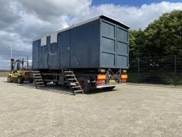 container uso ufficio - abitativo ATM Aanhanger 2000
