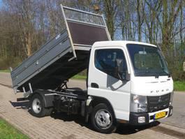 samochód dostawczy wywrotka < 7.5 t Fuso CANTER 2015